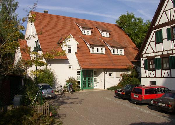 Bürgerhaus Neustetten