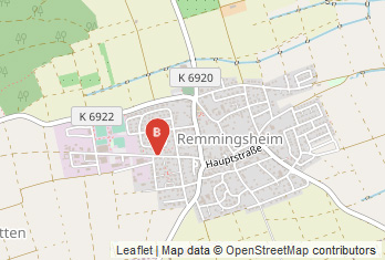 Landkarte von OpenRouteService Maps